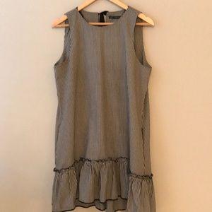 Zara cute plaid dress